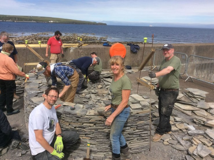 Scotland's Drystone Walling Festival